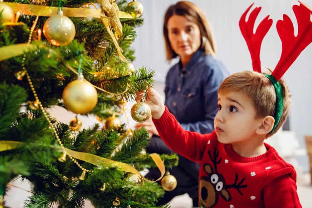 December Toddler Activities for Speech and Language Development