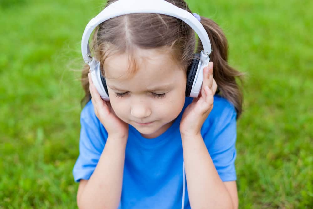 Autism meltdowns and noise cancelling headphone.