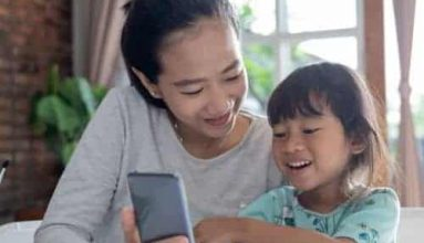 Screen time can be shared time
