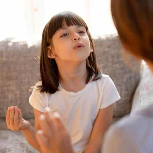 How to address stutter for children