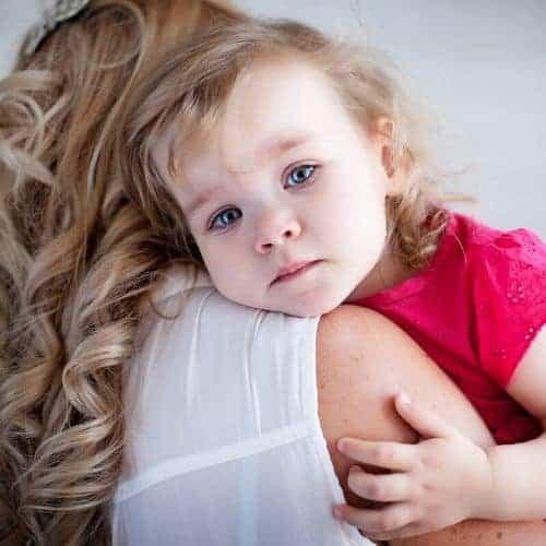Temper Tantrum in Toddlers