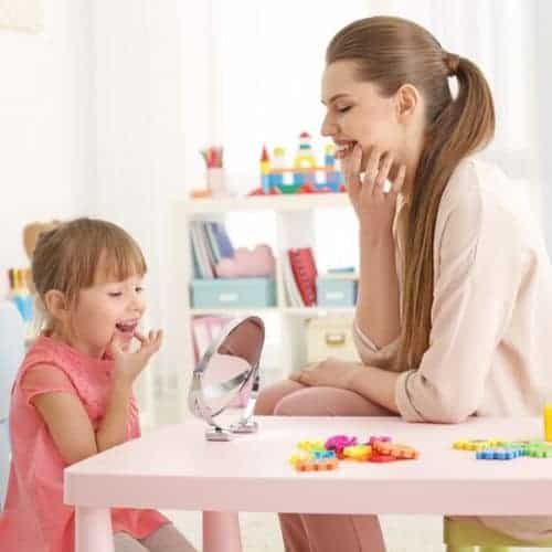Use Speech Blubs for your practice in Articulation Therapy