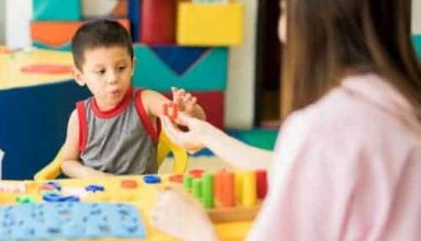 Types of autism therapy
