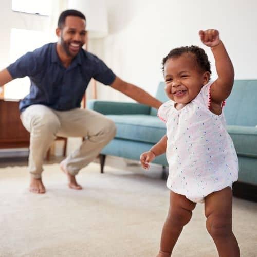 Music and rhythm elevates childhood development.