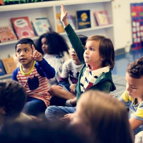 Speech Development increases in Kindergarten and Pre-K, read why!