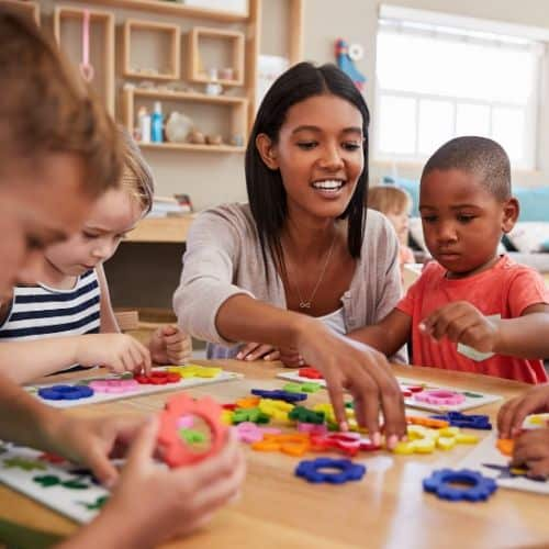 When going to preschool, think about Individualized Educational Plan too