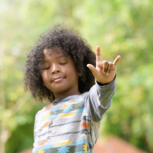 Learning American Sign Language will benefit your child