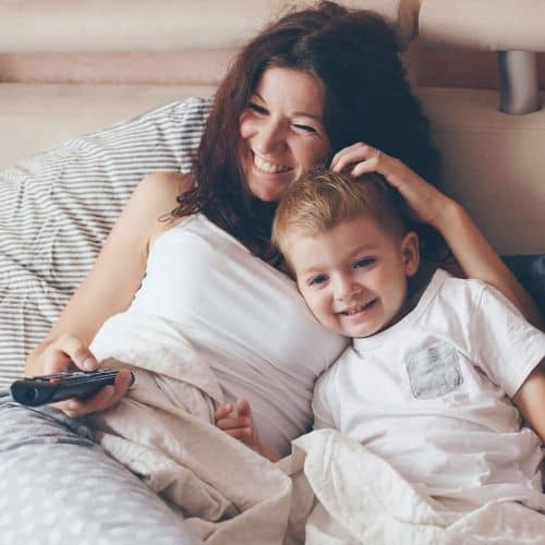 How to use screen time to benefit your childs speech development