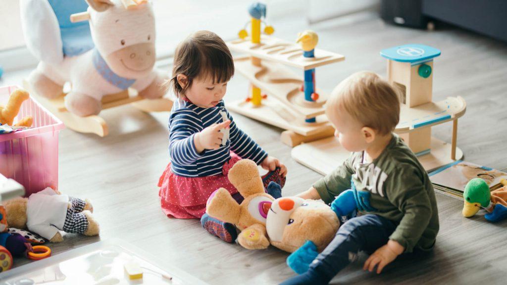 Child Play benefits development