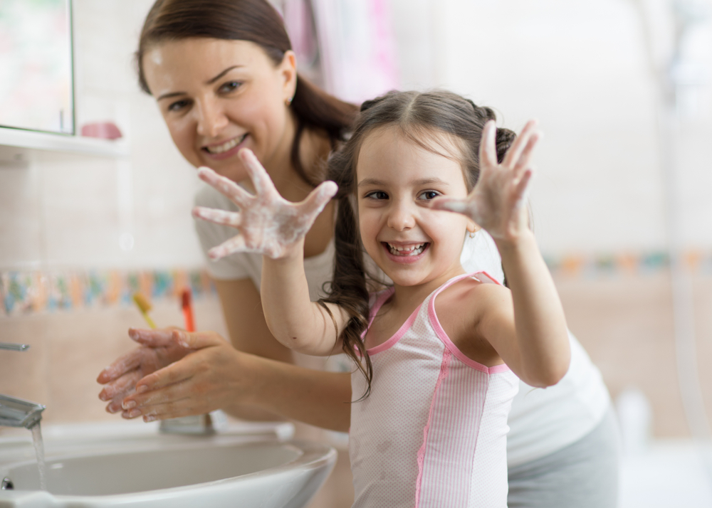 Make play out of everyday activities with kids