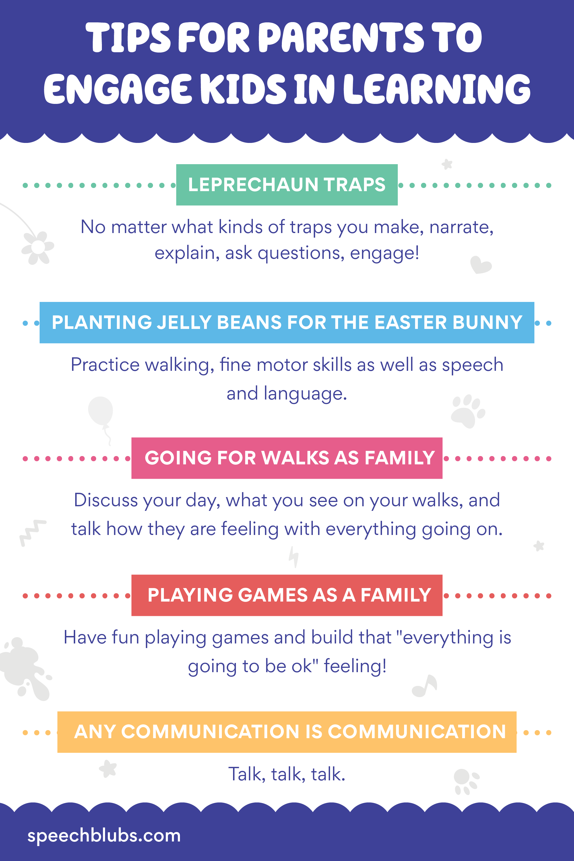 How to engage kids in learning at home