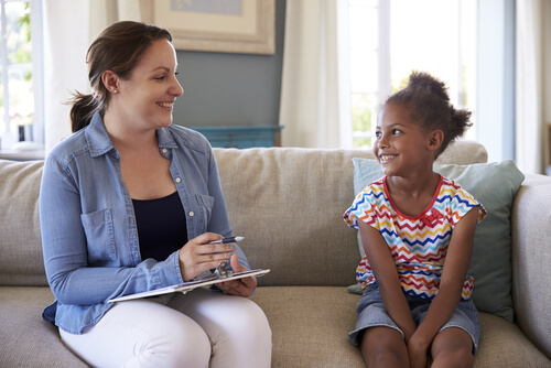 Speech Therapy for child with autism