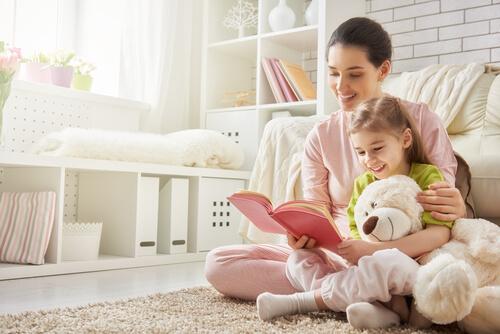 Encourage Vocabulary Development with reading