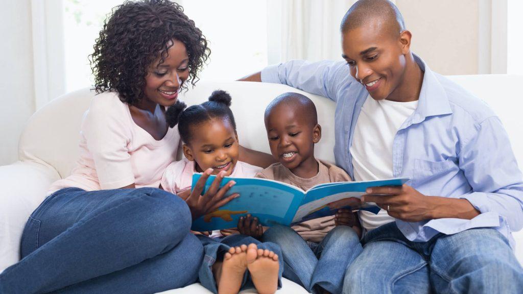Love of Reading Children