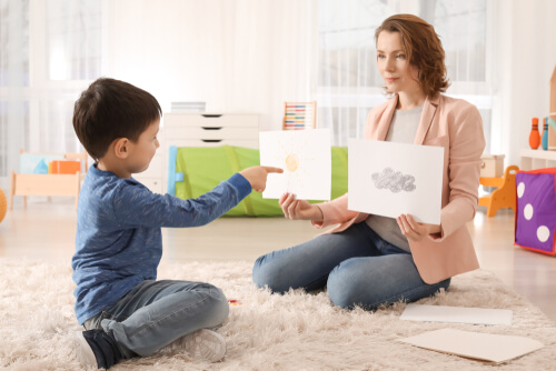 Picture Communication and Autism