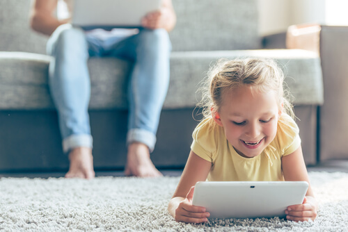 Smart Screen Time for kids
