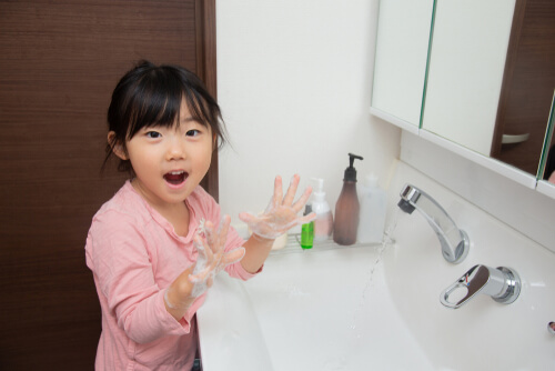 Washing Hands and Hygiene for kids