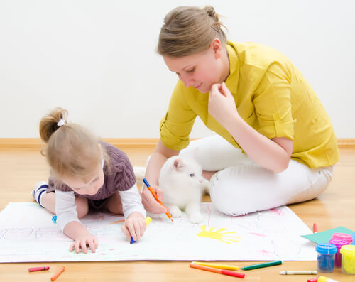 art therapy for speech problems