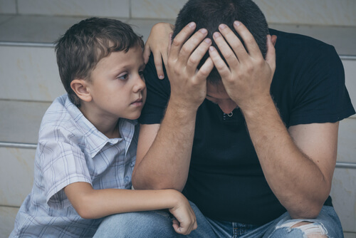 Don't be too hard on yourself while parenting