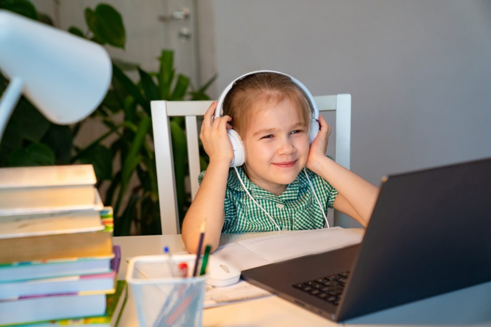 Children and Distance learning
