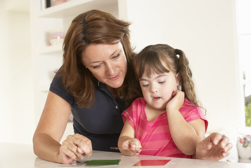 down syndrome speech therapy hour