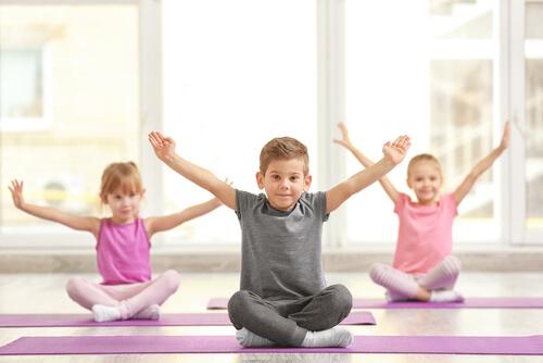 yoga homeschool activities