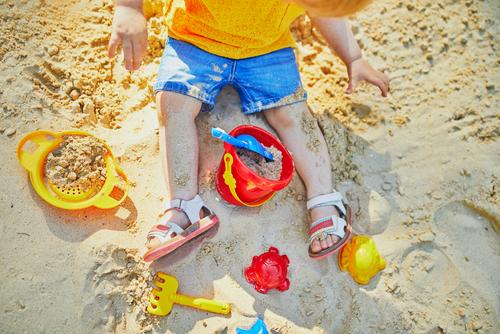 Sand Pit Activities