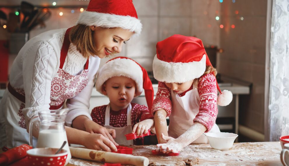 Christmas activities for kids and family