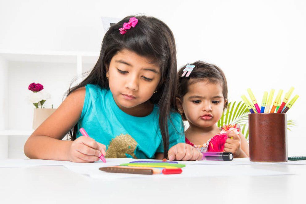 Kids Learn Through Play and Creativity