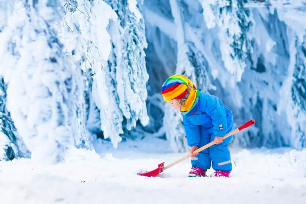 Outdoor Winter Activities for Kids