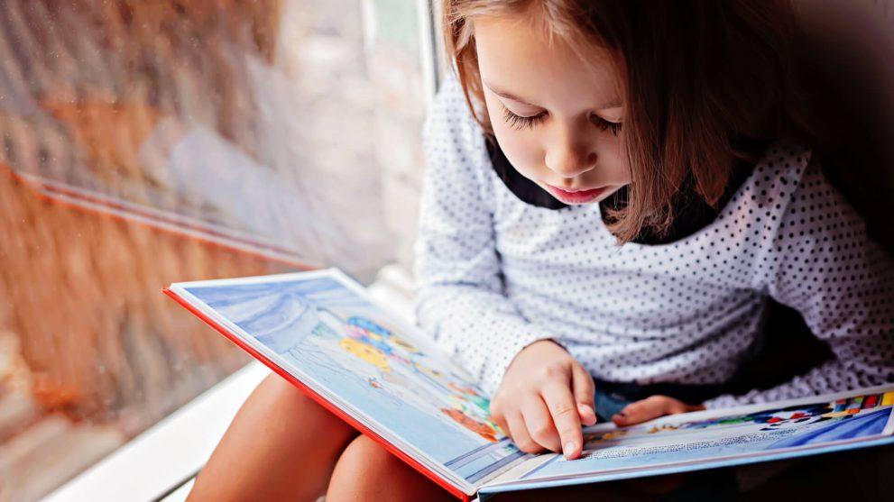 Teach kids to read