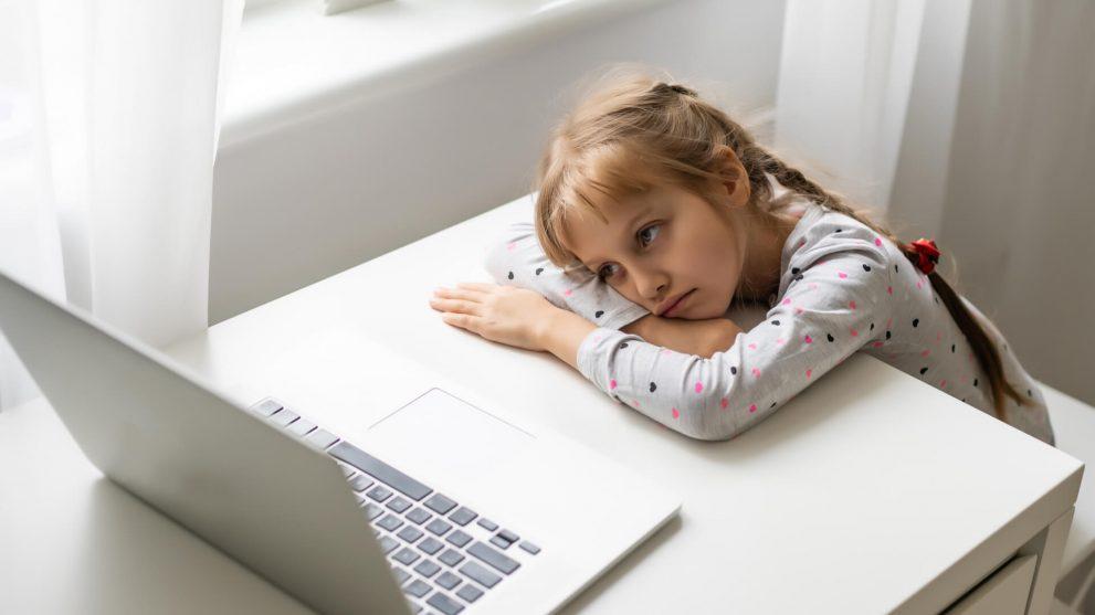 Homeschool Child Bored