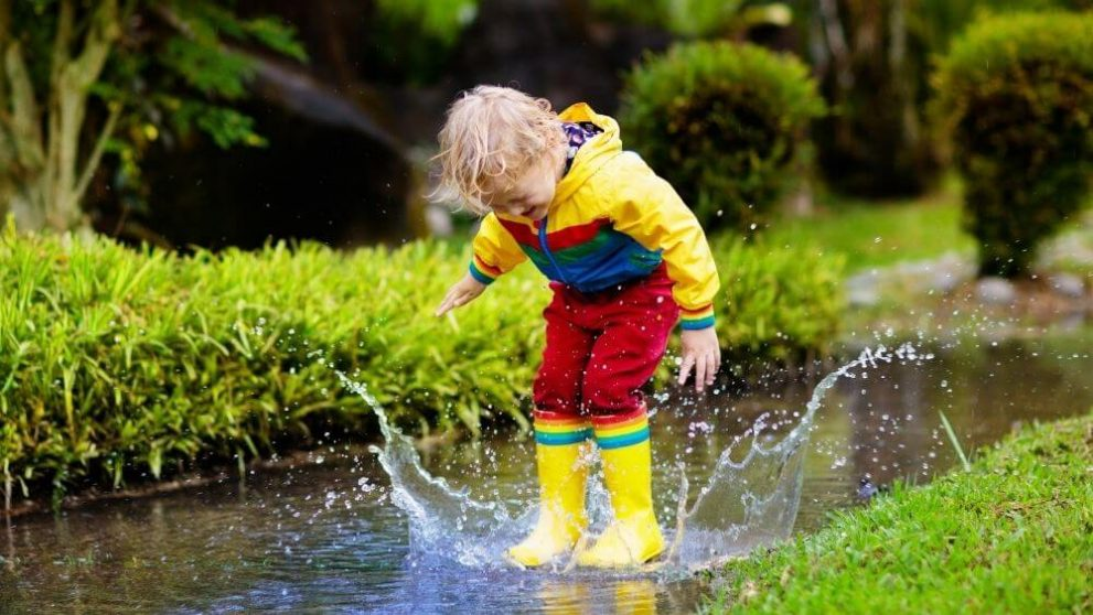 Rainy Days Indoor Activities for Toddlers