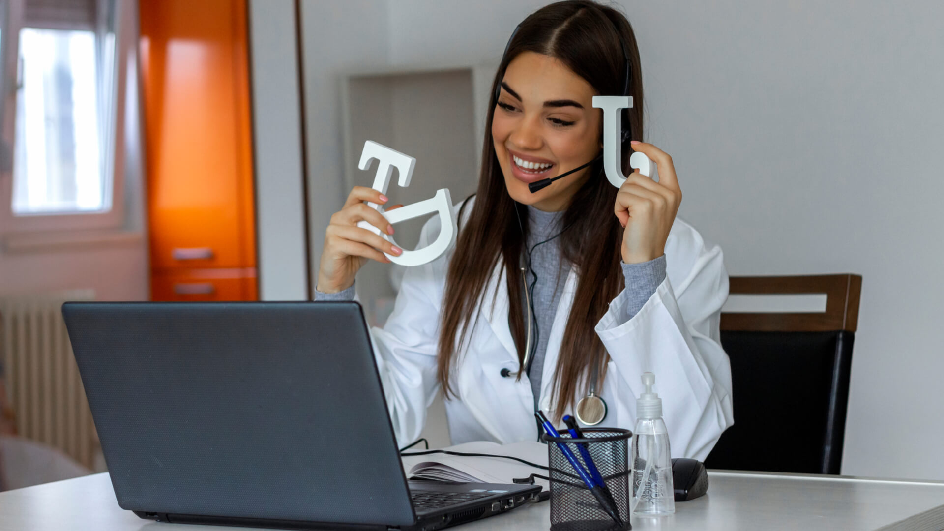 Teletherapy for Speech Therapists