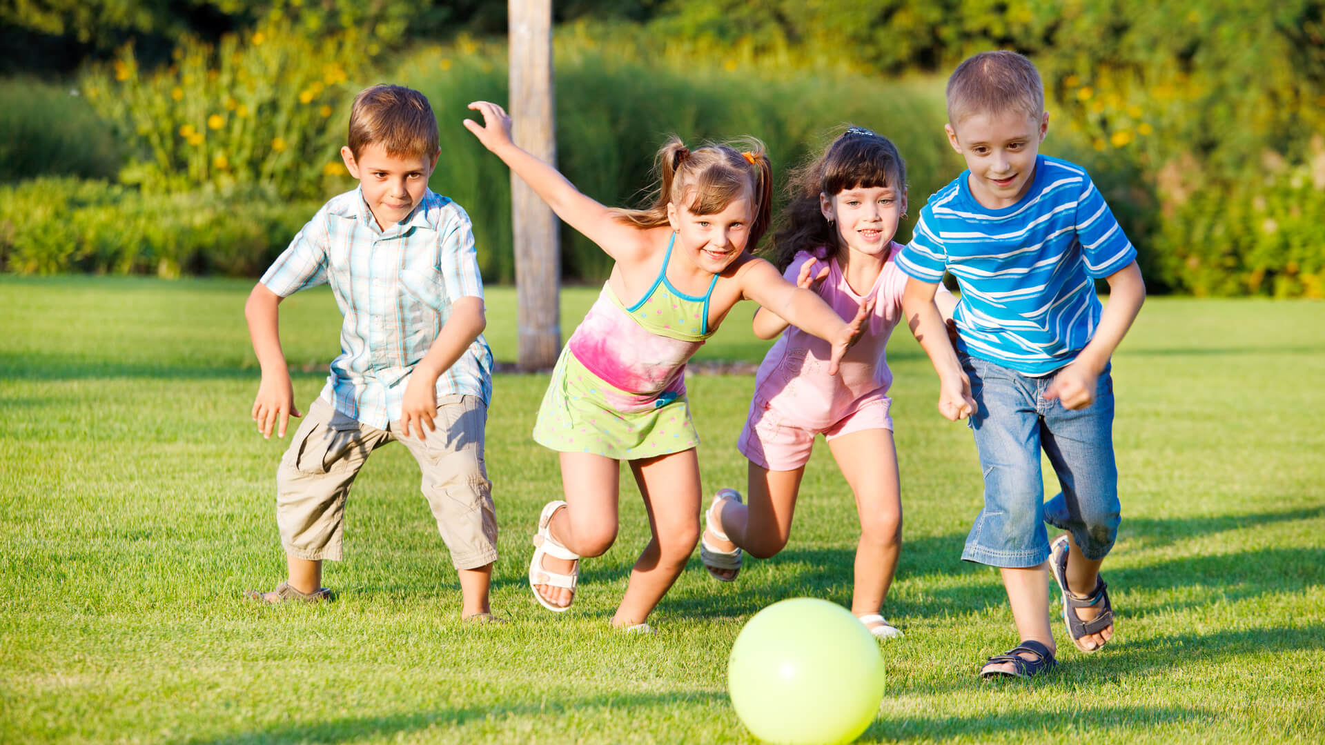 Importance of physical activity for kids