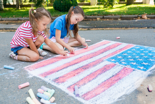 Forth of July Crafts for Kids